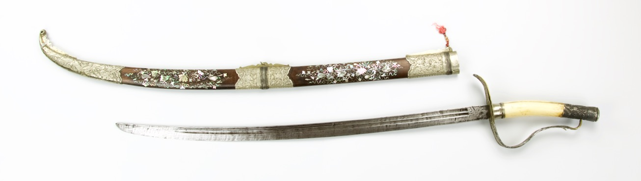 A Vietnamese ceremonial sword. Peter Dekker www.mandarinmansion.com