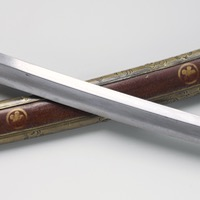 16th century Japanese sword