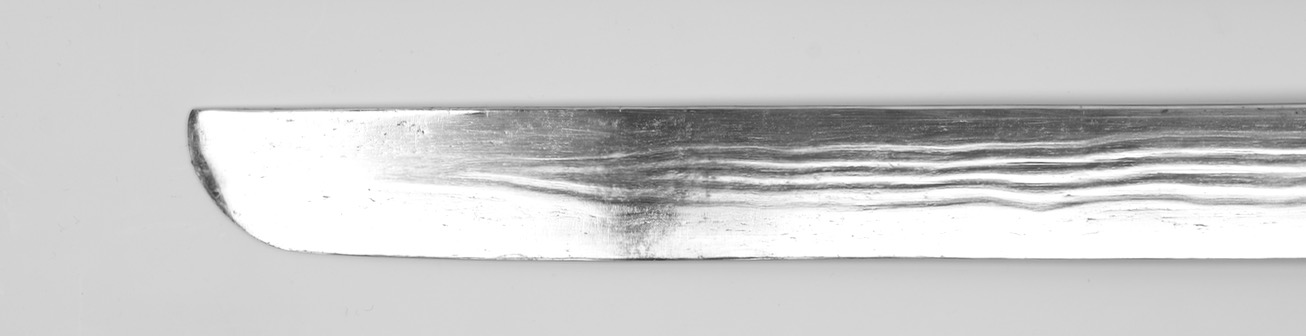 The archetypical blade style found on Bhutanese swords