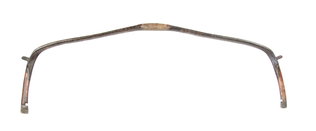 A heavy Manchu war or strength bow