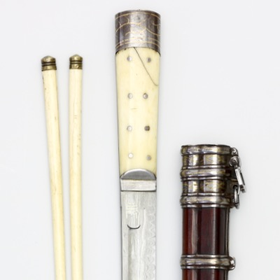 A high quality trousse, northern Chinese