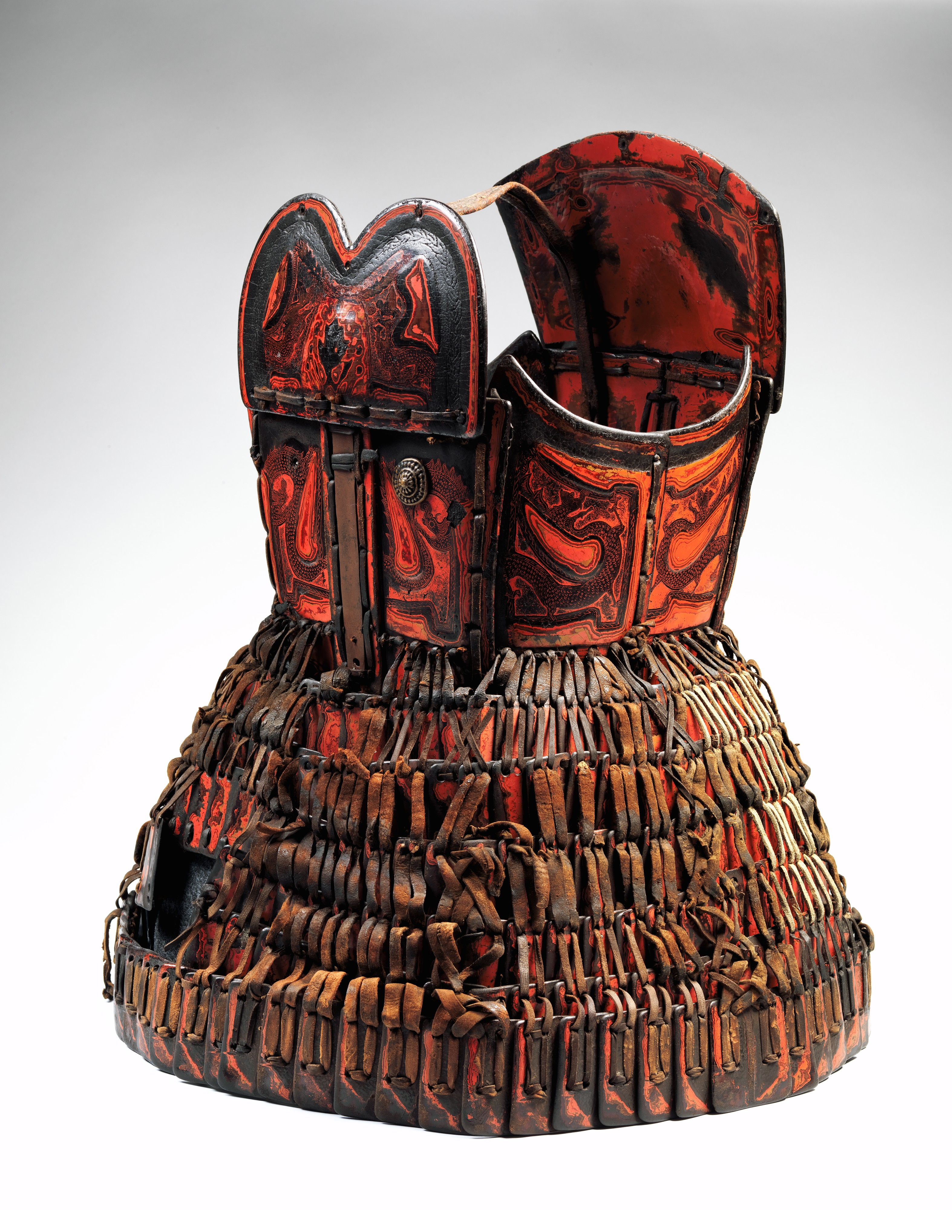 Dali Kingdom armor from the Metropolitan Museum in New York.