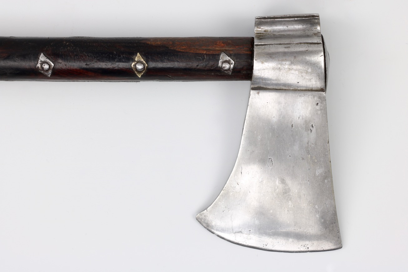 A war axe from Bikaner