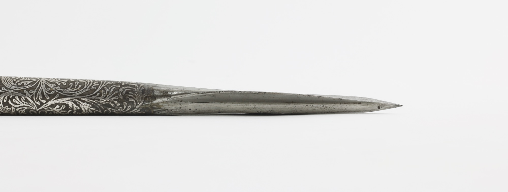 An Indian javelin head