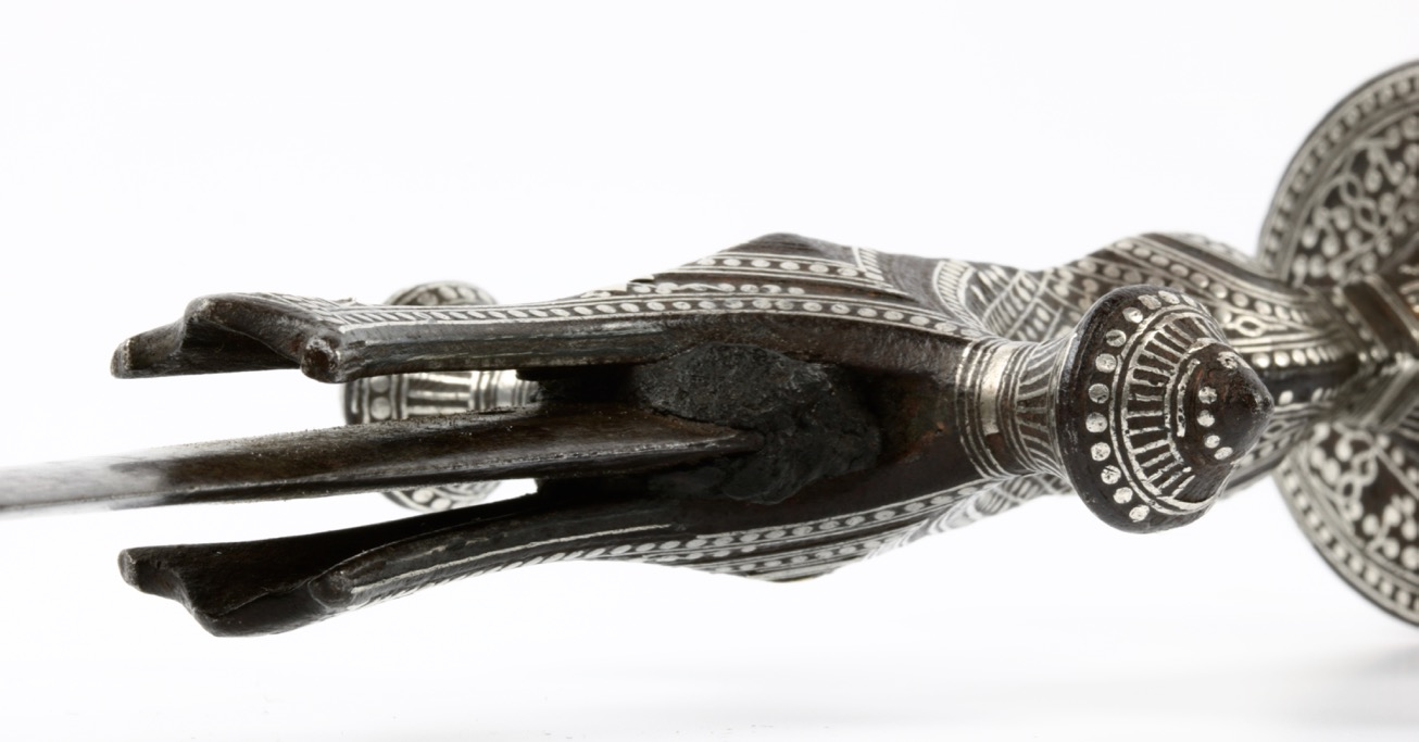 A kayamkulam vaal sword from the Malabar coast, south India