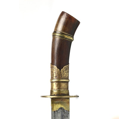 A very fine Vietnamese officer's saber
