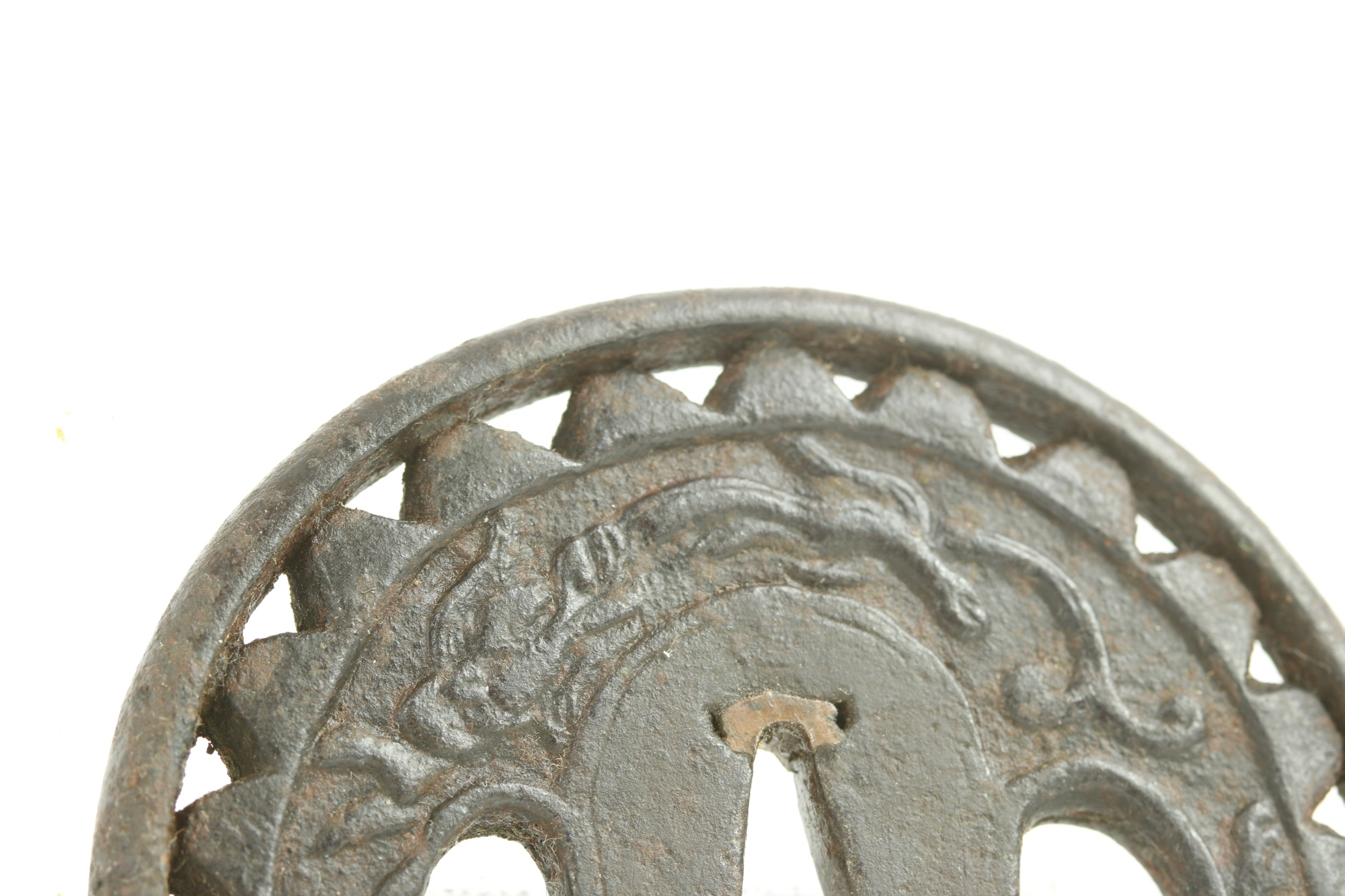 Asian export sword guards