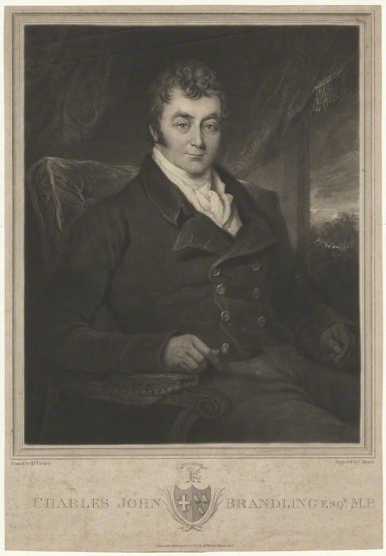Charles John Brandling.