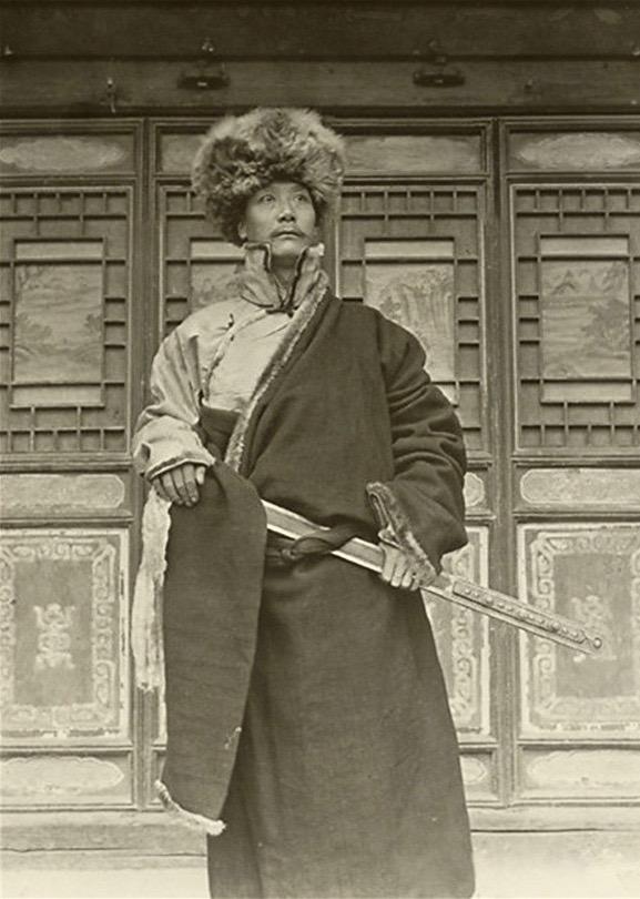 The Prince of Choni (Jonê), 1925, by Joseph Francis Rock (1884-1962)