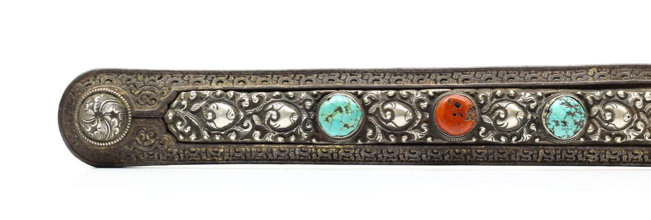 A very good Tibetan sword called dpa'dam
